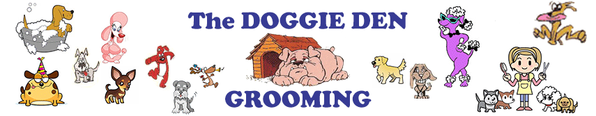 Doggie Den logo