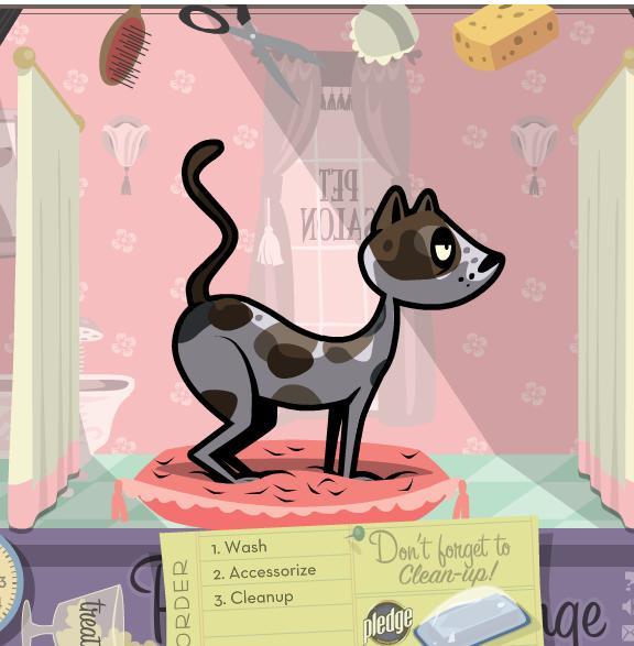 Dog Grooming Games Animal Planet